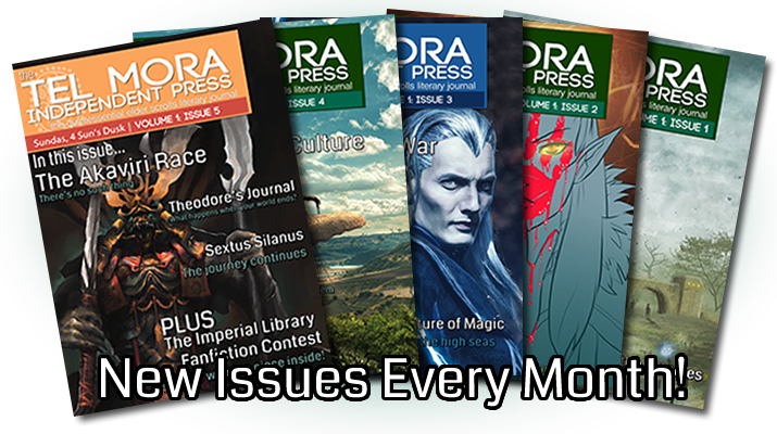 New issues monthly!